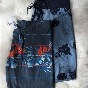 Billabong/Jack O'Neil Board Shorts Bundle